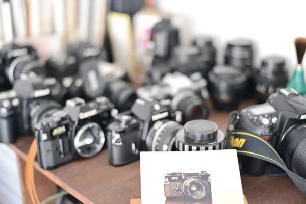 中古カメラ